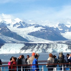 Glacier Bay is unbelievable!
