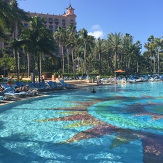Atlantis pool