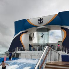 Sea Trek on Anthem of the Seas