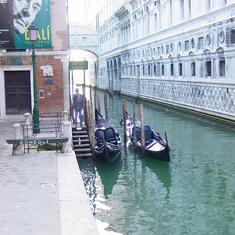 ahhh - Venice.