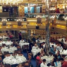 Vesta Restaurant on Costa Serena