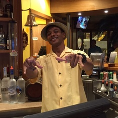 Sr. Bartender, Roystone...at Red Frog Pub.