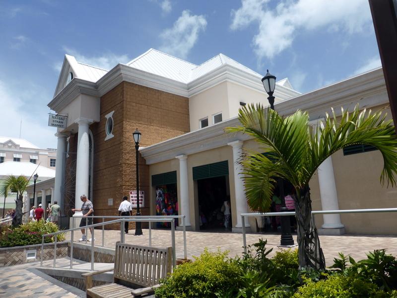 Marketplace - Nassau - Carnival Liberty