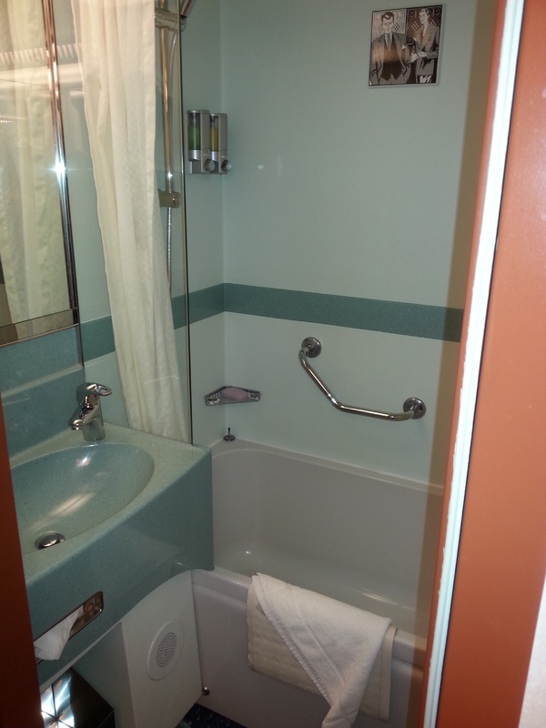 Photo Of Carnival Dream Cruise On Sep 21 2014 The Other Bathroom