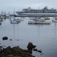 Monterey, California - Monterey