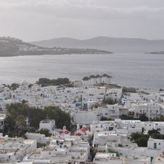 Mykonos, Greece - MYKONOS GREECE
