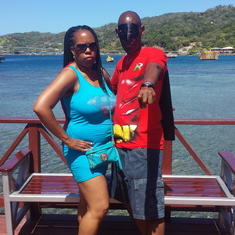 Coxen Hole, Roatan, Bay Islands, Honduras - superwoman and Robin