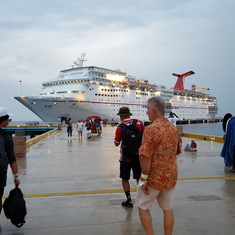 Pier Maya, Cozumel