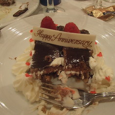 Celebrated 20 Years on board
