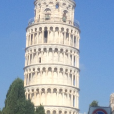 Livorno (Florence & Pisa), Italy - The Leaning Tower