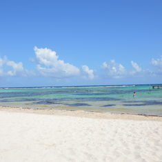 Costa Maya (Mahahual) Beach