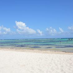 Costa Maya (Mahahual), Mexico - Costa Maya (Mahahual) Beach