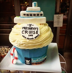 Ft. Lauderdale (Port Everglades), Florida - SPECIAL CAKE FOR PRESIDENTS CRUISE 2016