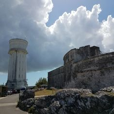 Fort Fincastle & Water Tower