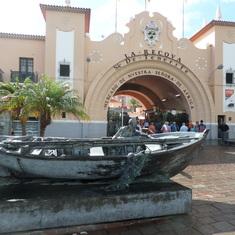 Tenerife Market