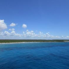 Costa Maya (Mahahual), Mexico - Caribbean Blue