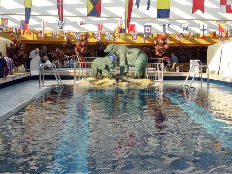 Seattle, Washington - Main Pool