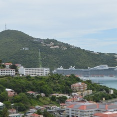 Charlotte Amalie, St. Thomas - St. Thomas view