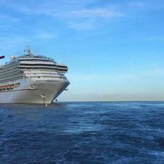 our Carnival Glory