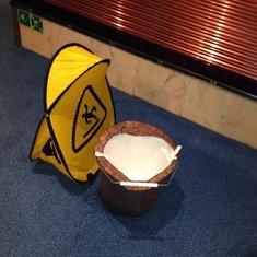 Bucket number 1