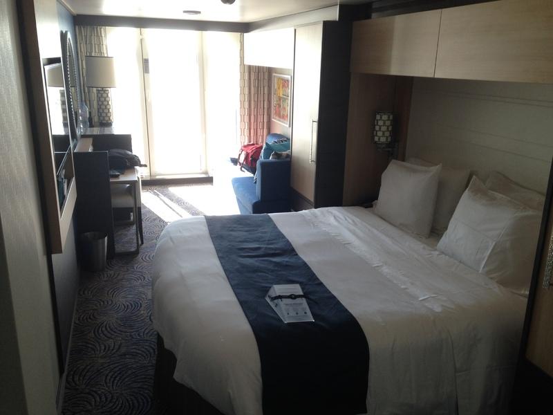 Cruise Cabin #12704 - Quantum of the Seas