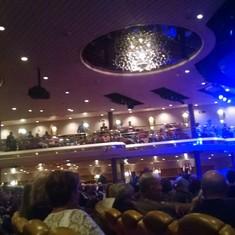 Cinema on Majesty of the Seas