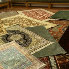 Amazing Turkish rugs!