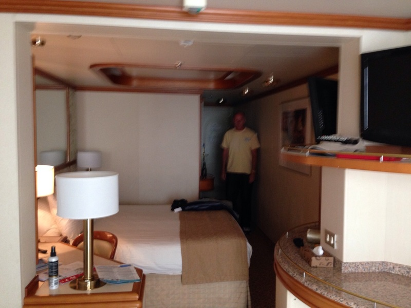 Mini suite - Caribbean Princess
