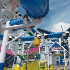 WaterWorks on Carnival Sunshine