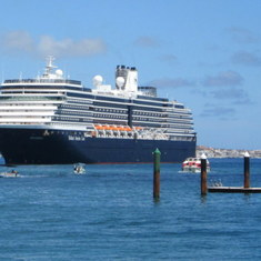Westerdam in Cabo