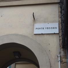 Livorno (Florence & Pisa), Italy - Ponte Vechio