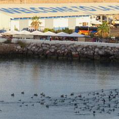 La Paz Pier