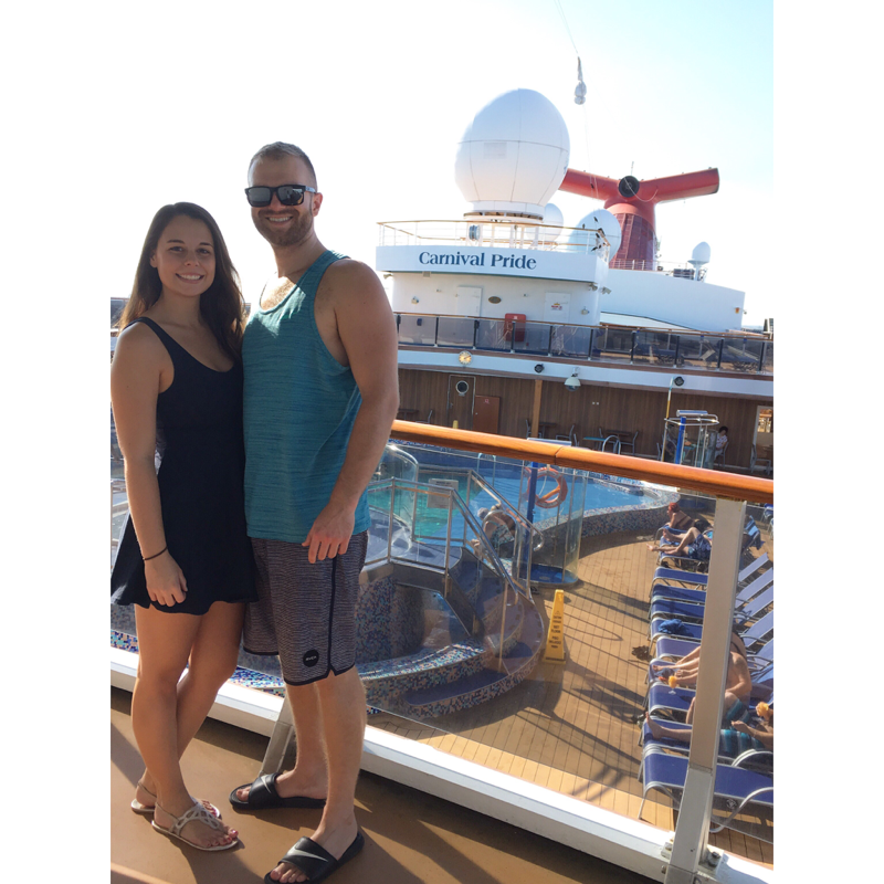 Carnival Pride, Sports, Mini Golf