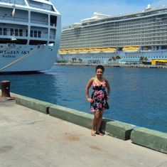 Port of Nassau, Bahamas