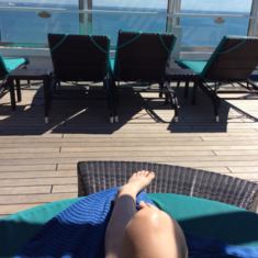Serenity on Carnival Liberty