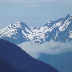Juneau, Alaska - Norris Glacier, Juneau, AK