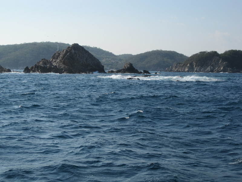 Huatulco, Mexico - Sea part of land and sea tour