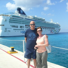 In Cozumel