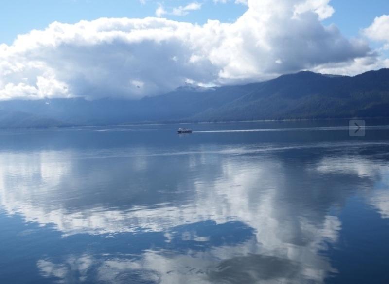 Cruise Tracy Arm Fjord, Alaska - Beautiful Alaska