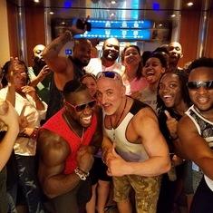 Ft. Lauderdale (Port Everglades), Florida - The Crew!