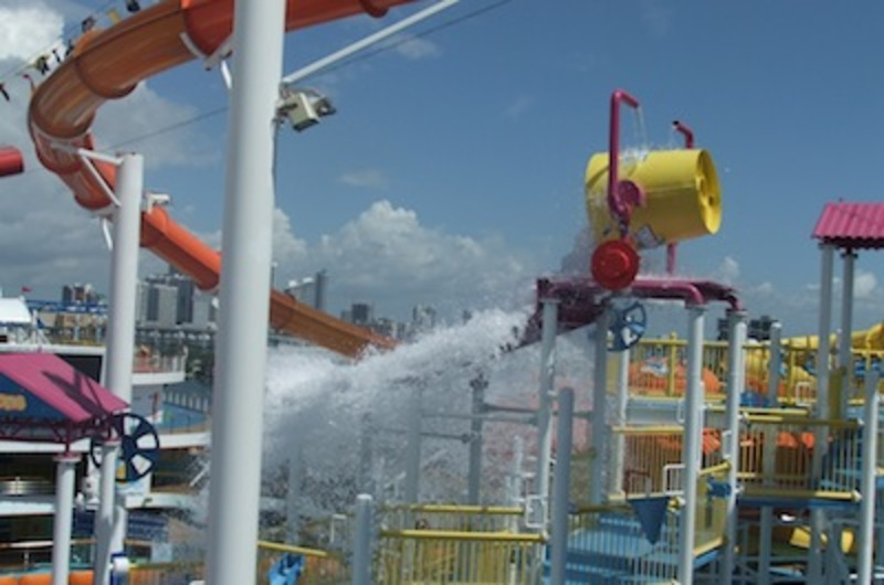 Photo Of Carnival Breeze Cruise On Jun 02, 2013