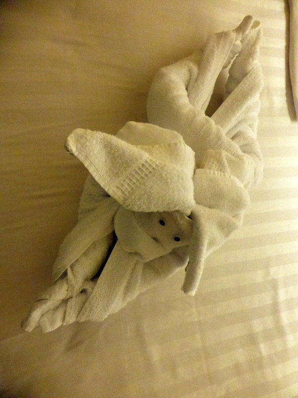 Bunny Towel Animal - Amsterdam