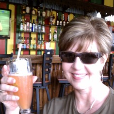Montego Bay, Jamaica - Love the Rum Punch