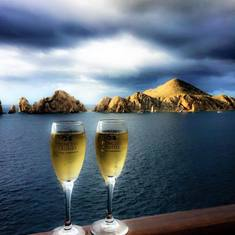 Christmas morning in Cabo