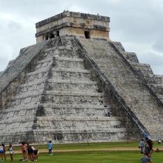 Cozumel, Mexico - Chichen Itza