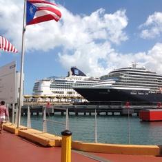 Port San Juan.