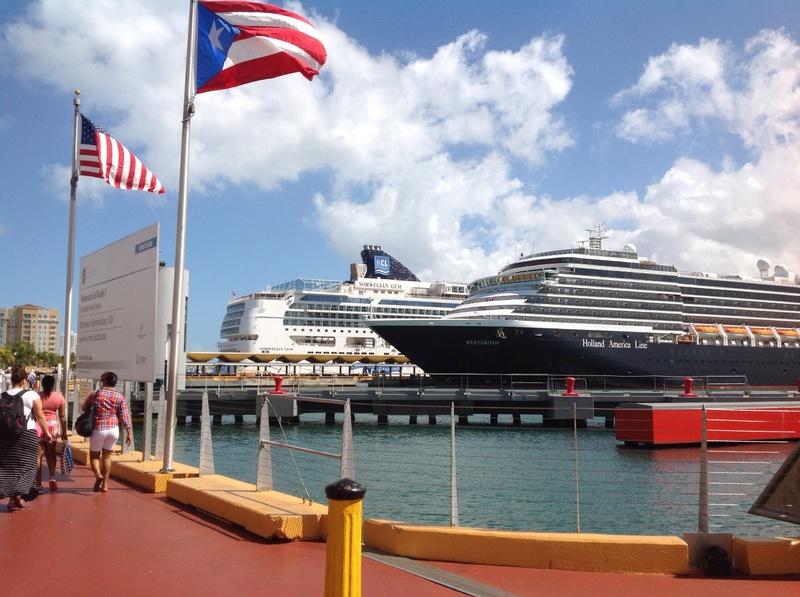 San Juan, Puerto Rico - Port San Juan.