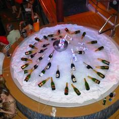 Jacuzzi on new Years Eve