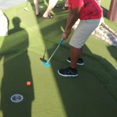 My Prince....☺️ The Next Tiger Woods# ProudMother