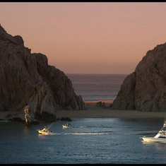 Cabo San Lucas, Mexico - Lovers Beach